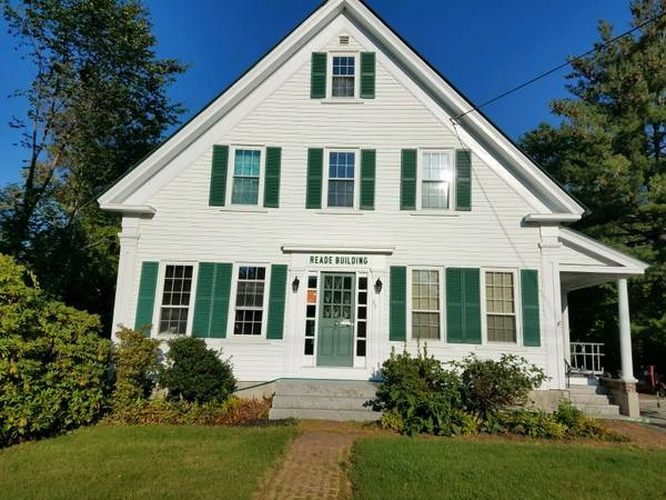 Village of Wolfeboro Falls in Town of Wolfeboro NHCommercial Lease for sale