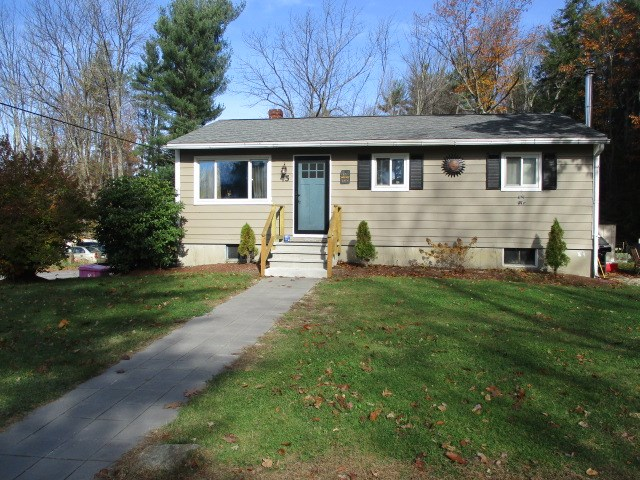 Greenville NH Home for sale $List Price is $162,000