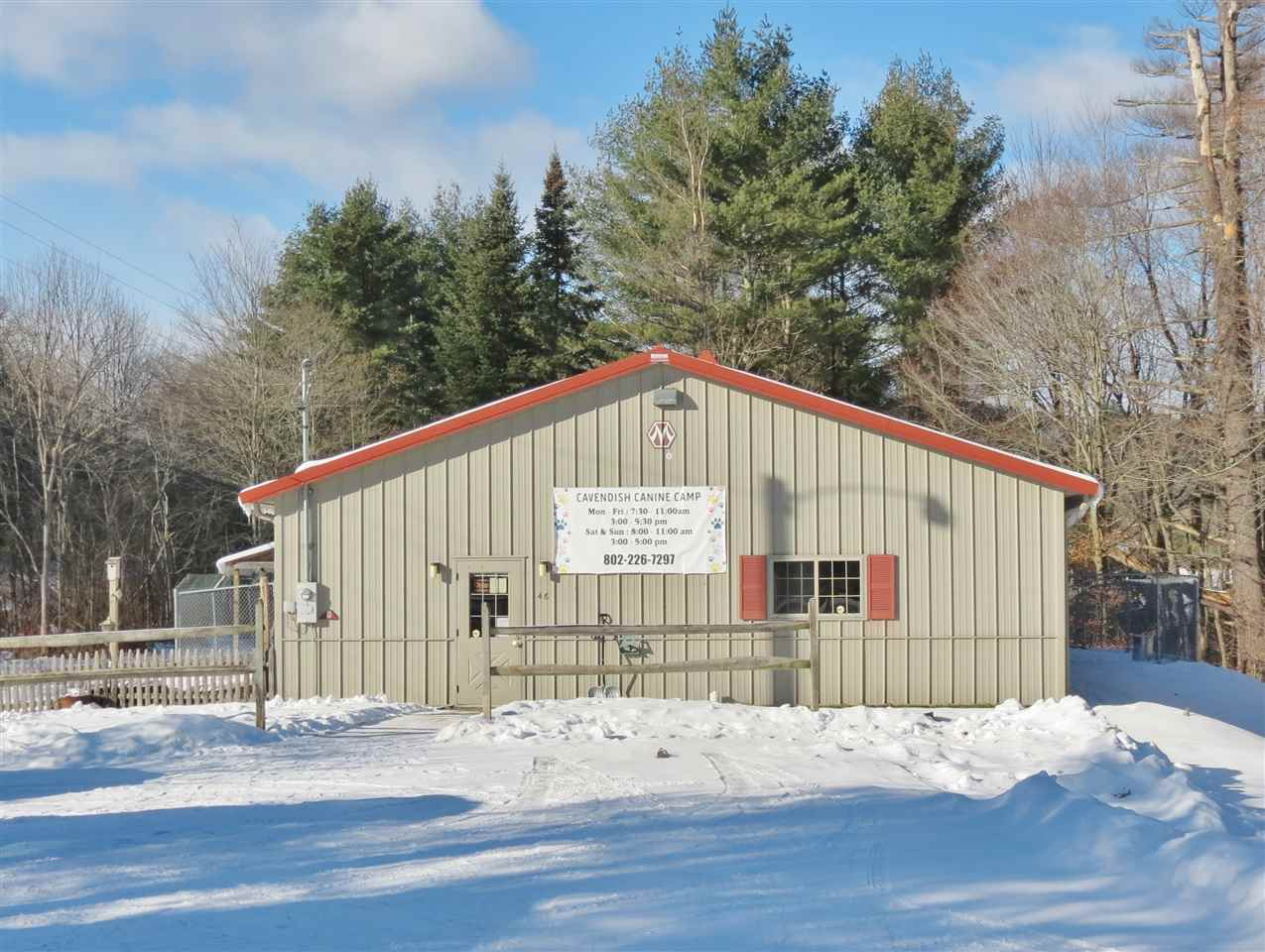 Village of Proctorsville in Town of Cavendish VTCommercial Property for sale $List Price is $220,000