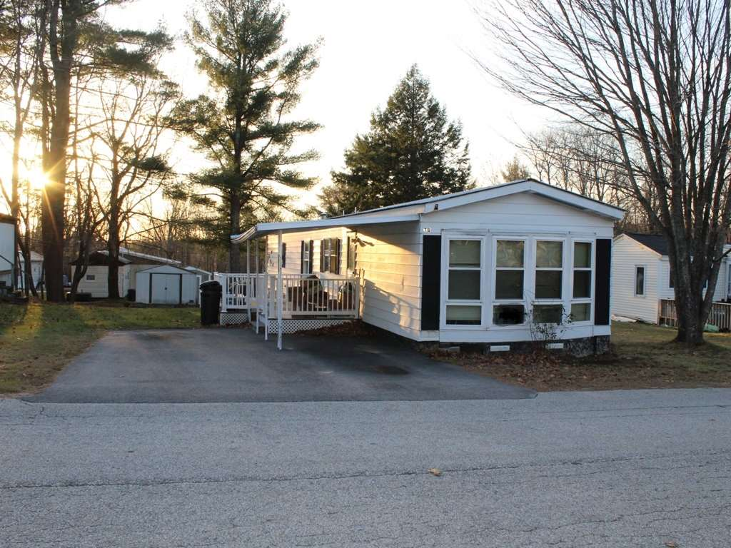 Candia NH Mobile-Manufacured Home for sale $List Price is $15,000