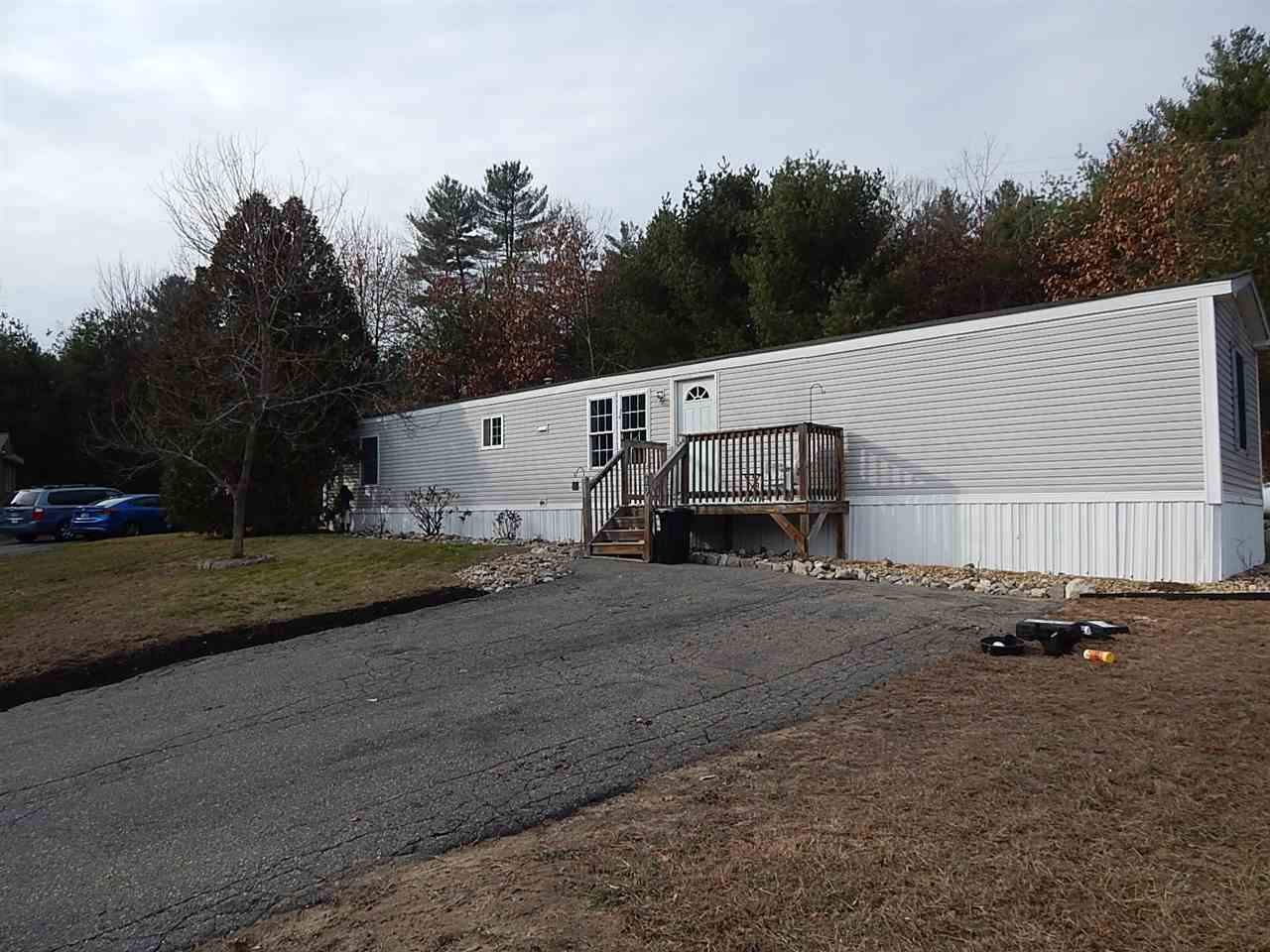 Milford NH Mobile-Manufacured Home for sale $List Price is $70,000