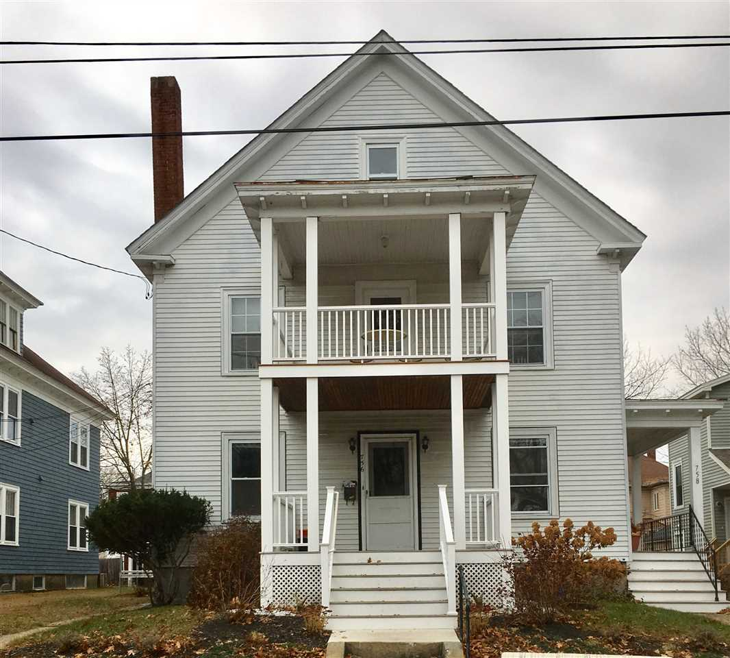image of Manchester NH  2 Unit Multi Family | sq.ft. 4380