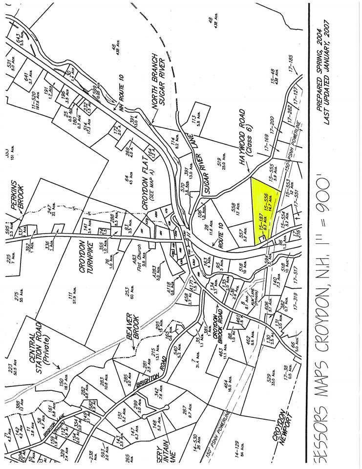 CROYDON NHLAND  for sale $$29,900 | 14.68 Acres  | Price Per Acre $0