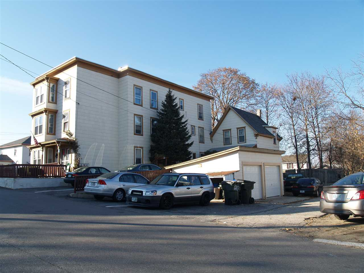 image of Manchester NH  4 Unit Multi Family | sq.ft. 4824