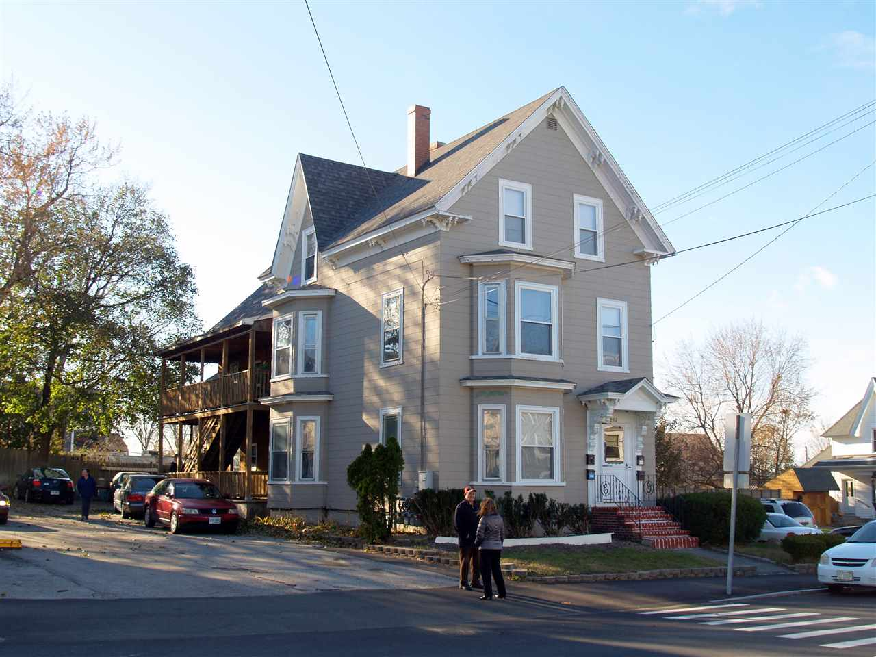 image of Manchester NH  4 Unit Multi Family | sq.ft. 6492