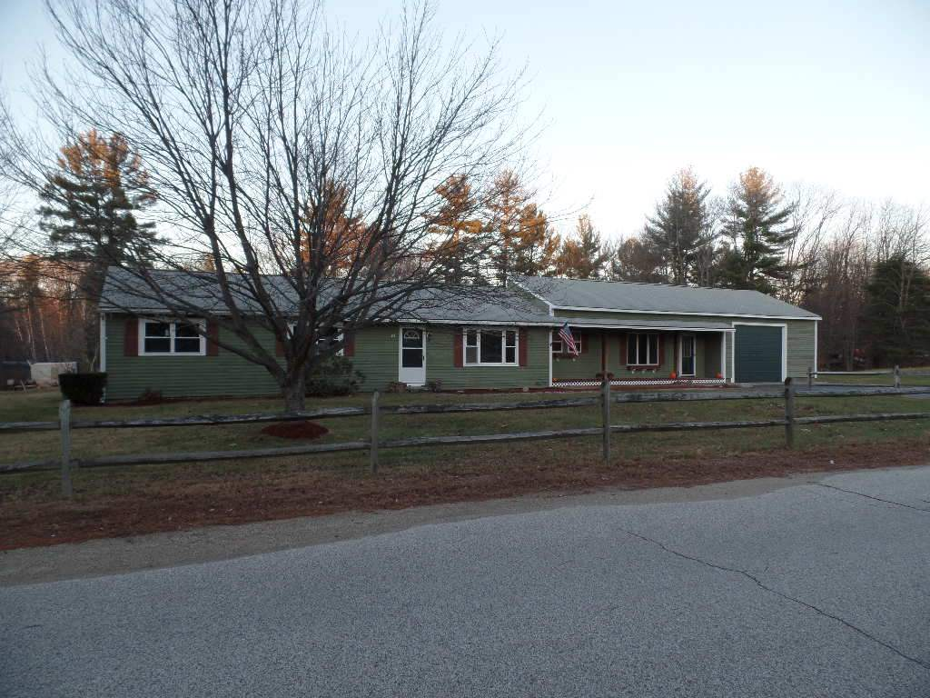 Candia NH Home for sale $List Price is $312,000