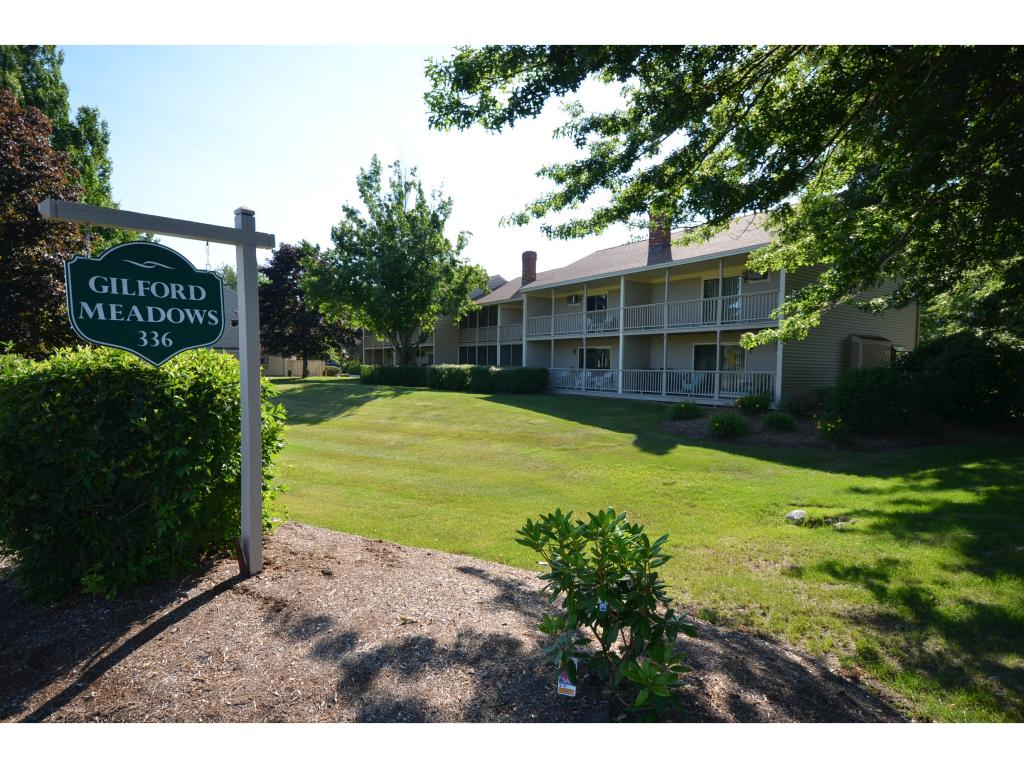 GILFORD NH  Condo for sale $187,900