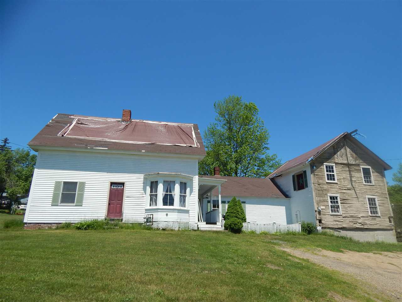TILTON NH  Home for sale $139,000