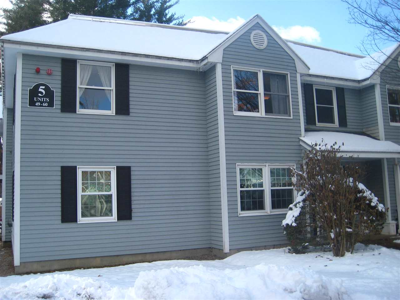 Concord NH Condo for sale $List Price is $92,000