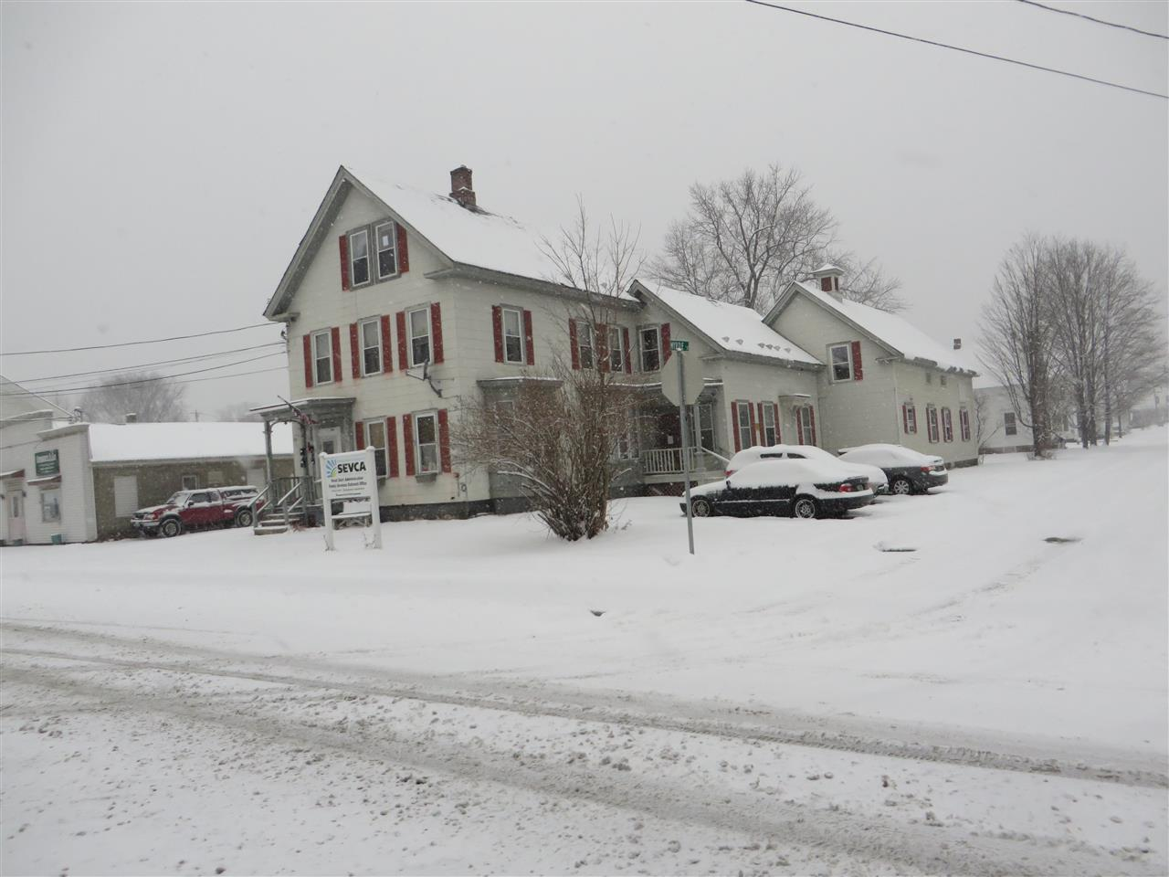 Springfield VT Multi Family for sale $List Price is $215,000
