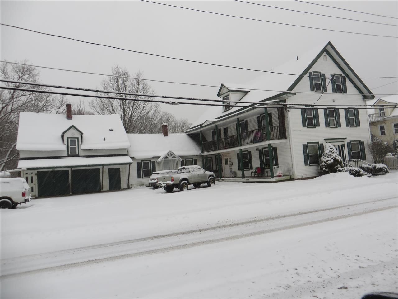 Springfield VT Multi Family for sale $List Price is $185,000