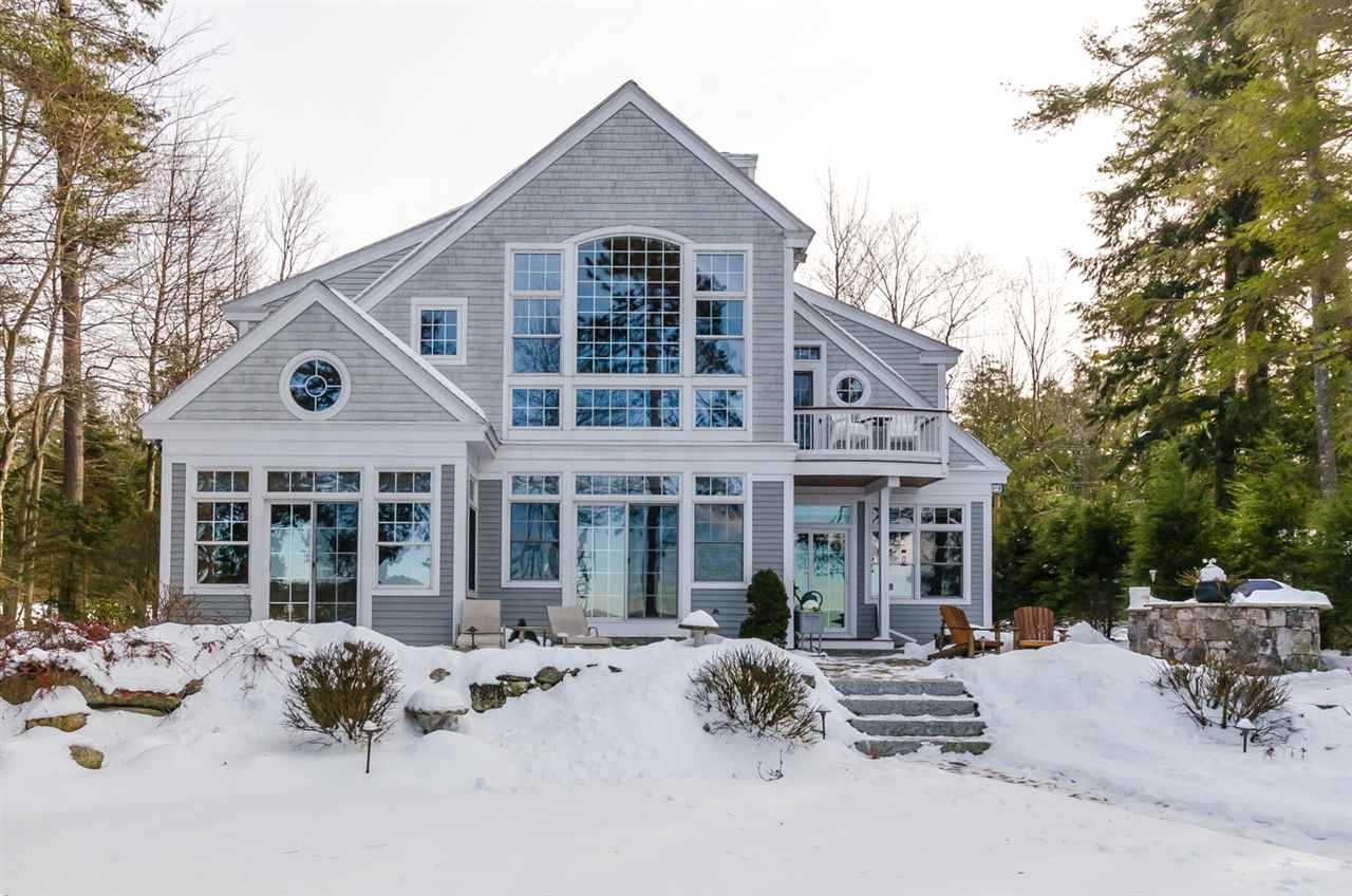 MOULTONBOROUGH NH Lake House for sale $$1,975,000 | $532 per sq.ft.