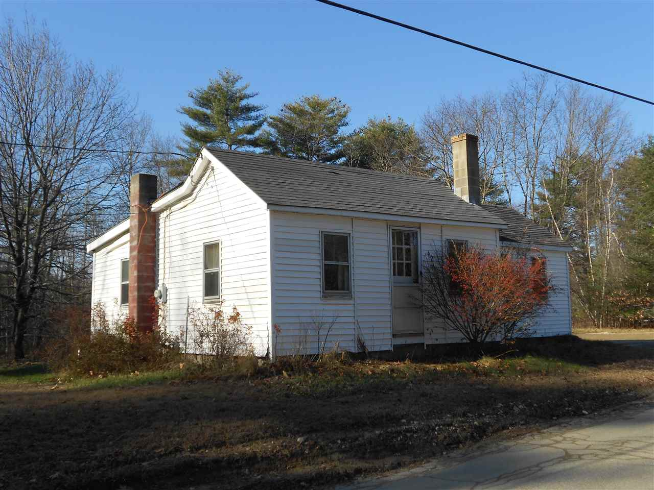 NEW DURHAM NH  Home for sale $89,900