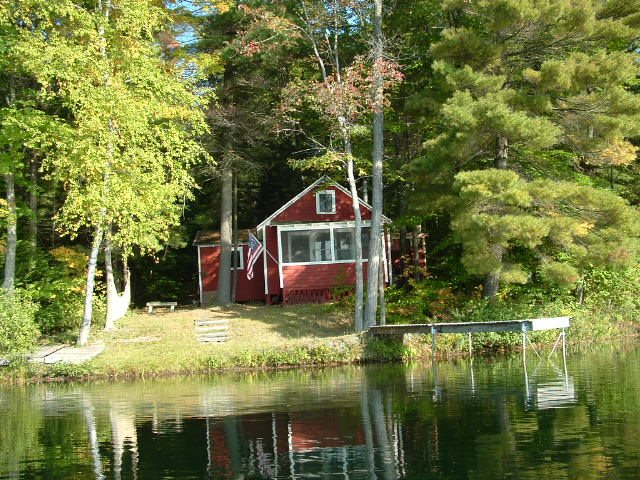 BENSON VT Lake House for sale $$154,000 | $302 per sq.ft.