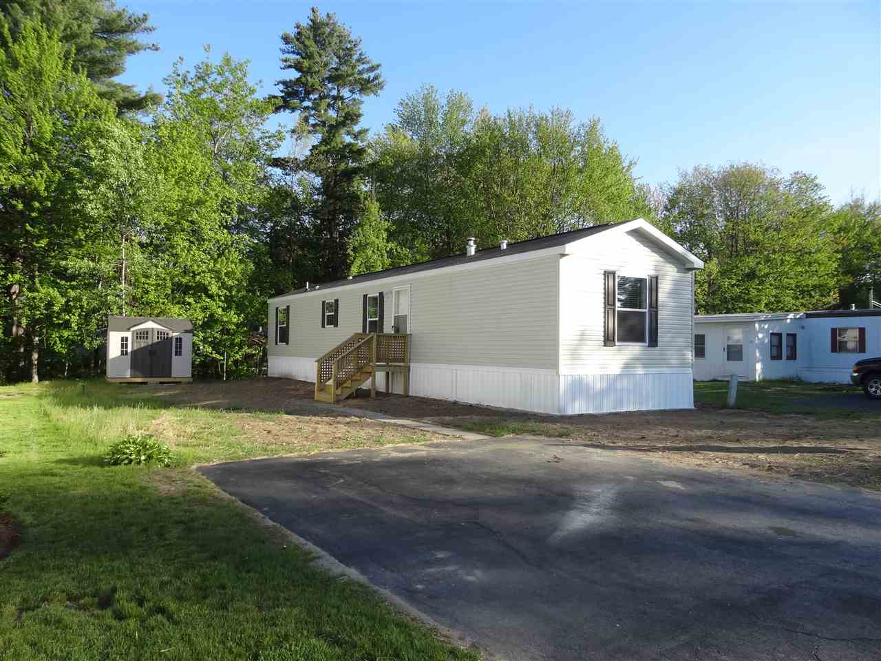 Concord NH Mobile-Manufacured Home for sale $List Price is $73,900