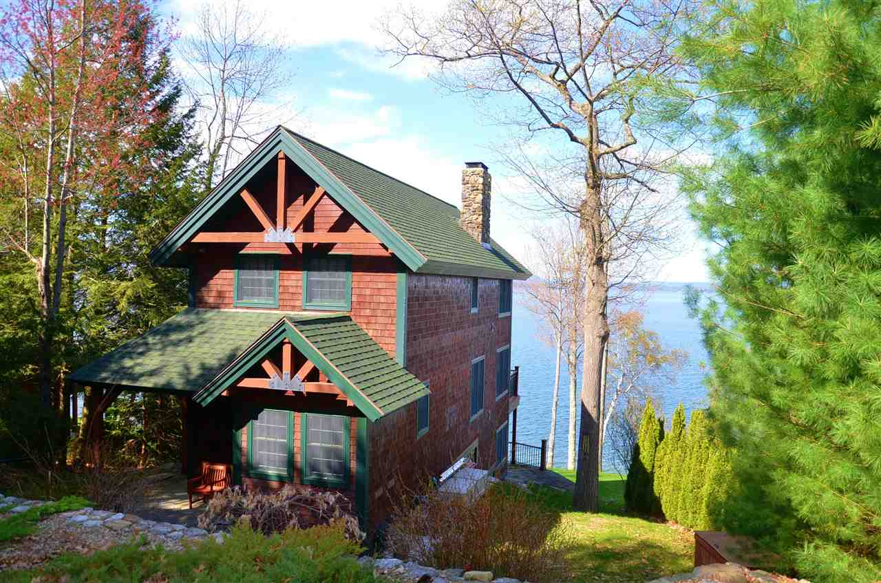 GILFORD NH  Home for sale $1,299,000