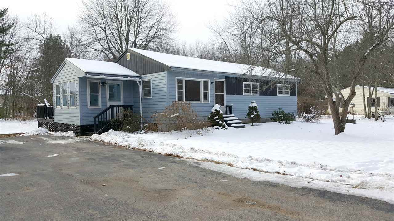 Litchfield NH Home for sale $List Price is $209,900