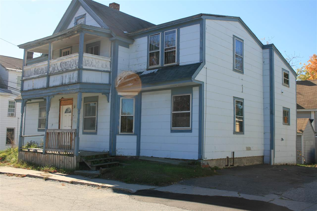 CLAREMONT NH Multi Family for sale $$25,000