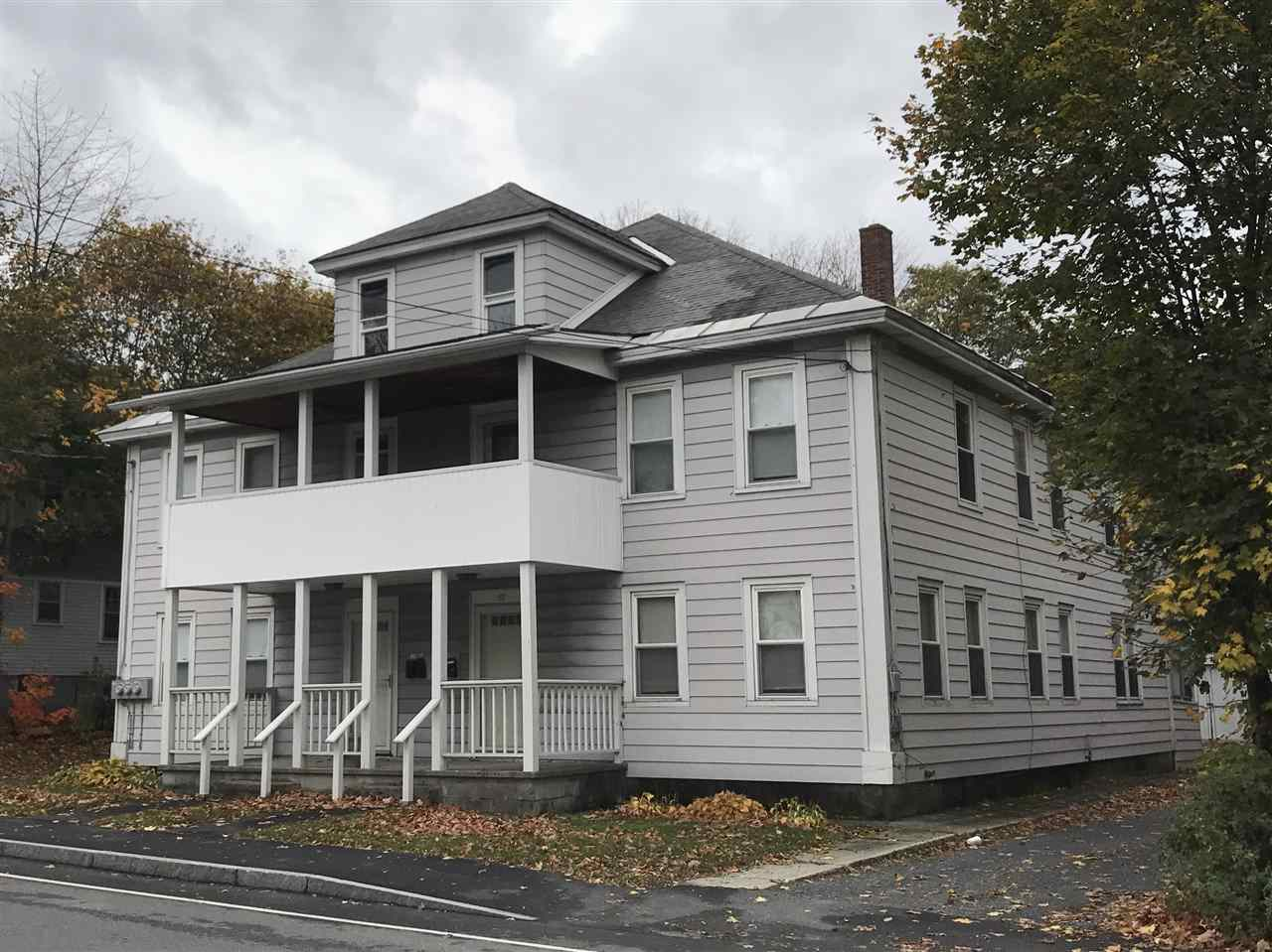 CLAREMONT NH Multi Family for sale $$169,000 | $39 per sq.ft.