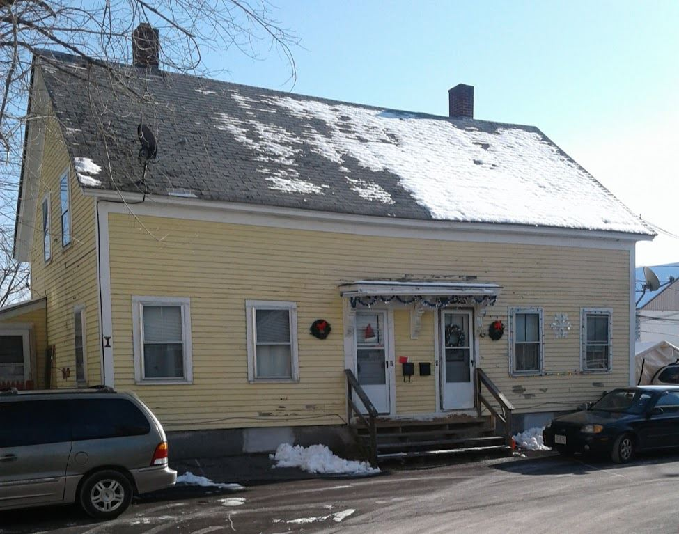 Nashua NH Multi Family for sale $List Price is $185,000