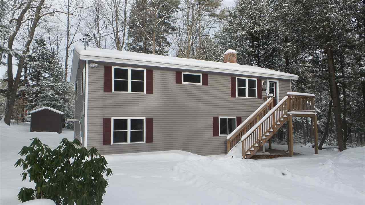 BARNSTEAD NH Home for sale $199,900
