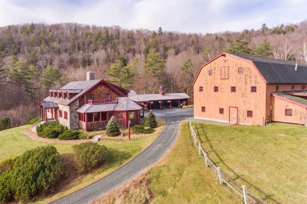 Lyman NH Horse Farm | Property