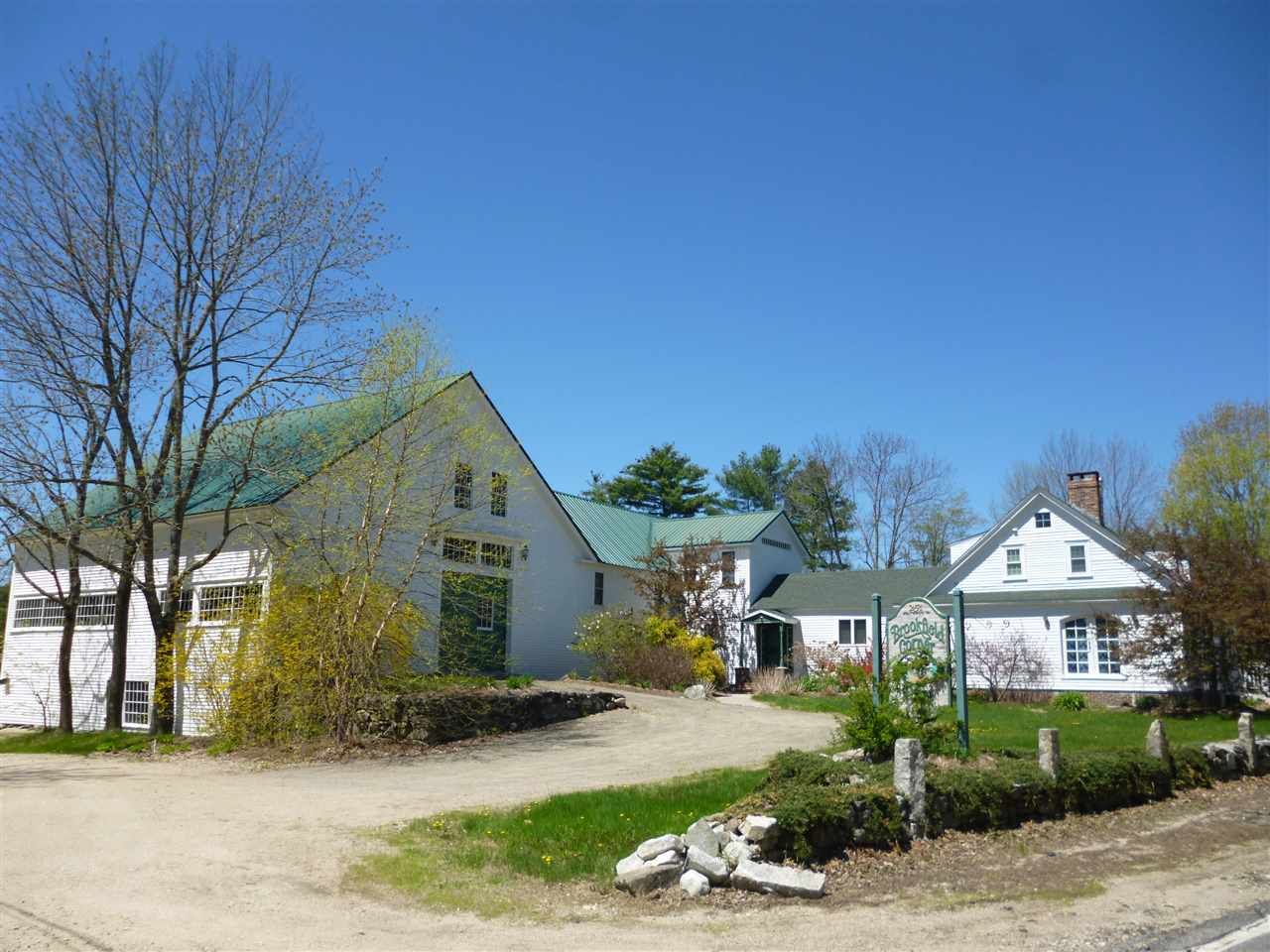Brookfield NH Horse Farm | Property