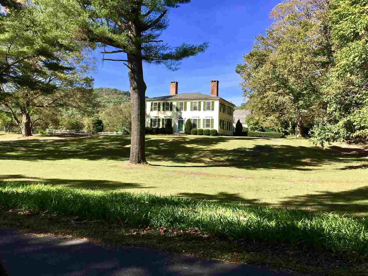 Springfield VTHorse Farm | Property  on Connecticut River