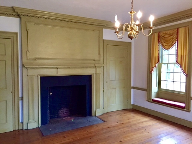 Warm Northern Parlor