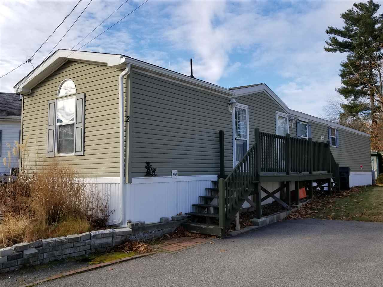 Hudson NHMobile-Manufacured Home for sale $List Price is $74,900