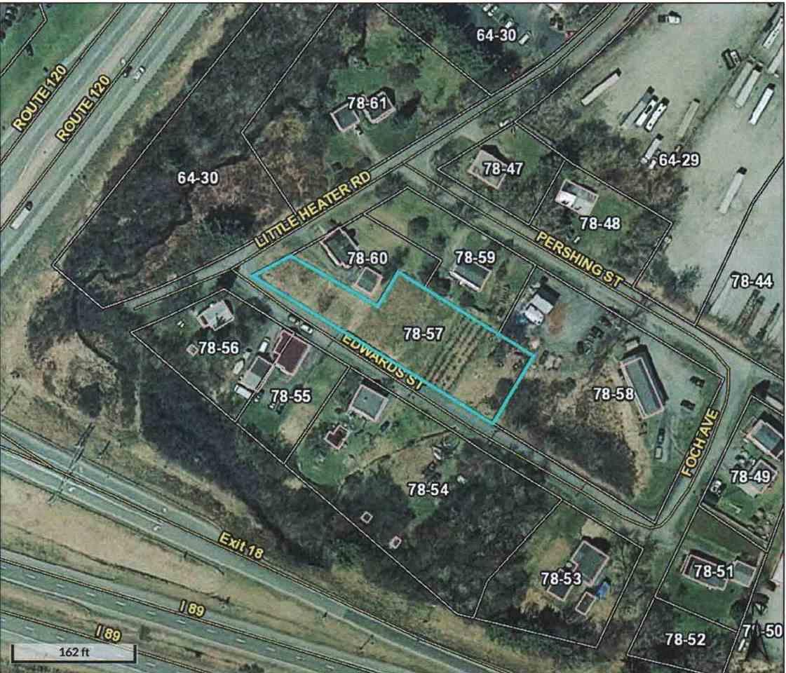 12 Edwards Property Lines
