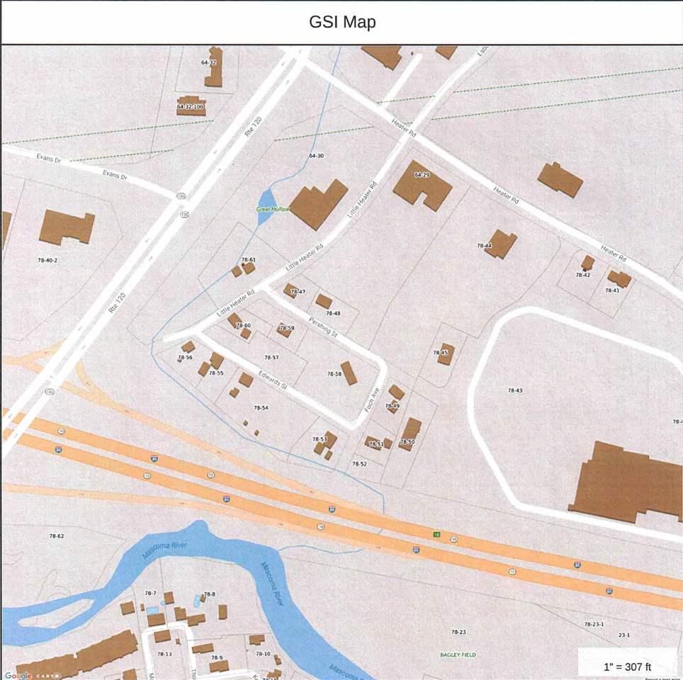 GSI Map