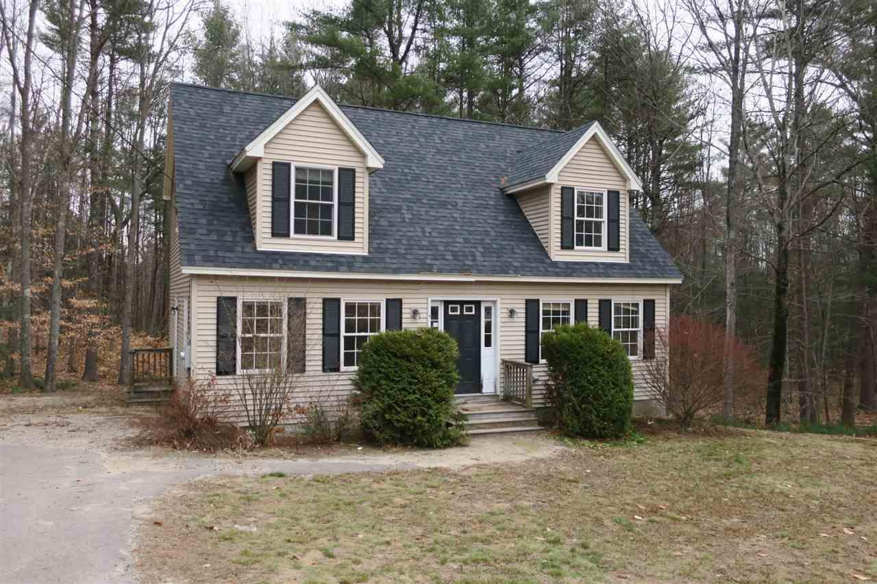 OSSIPEE NH  Home for sale $169,900