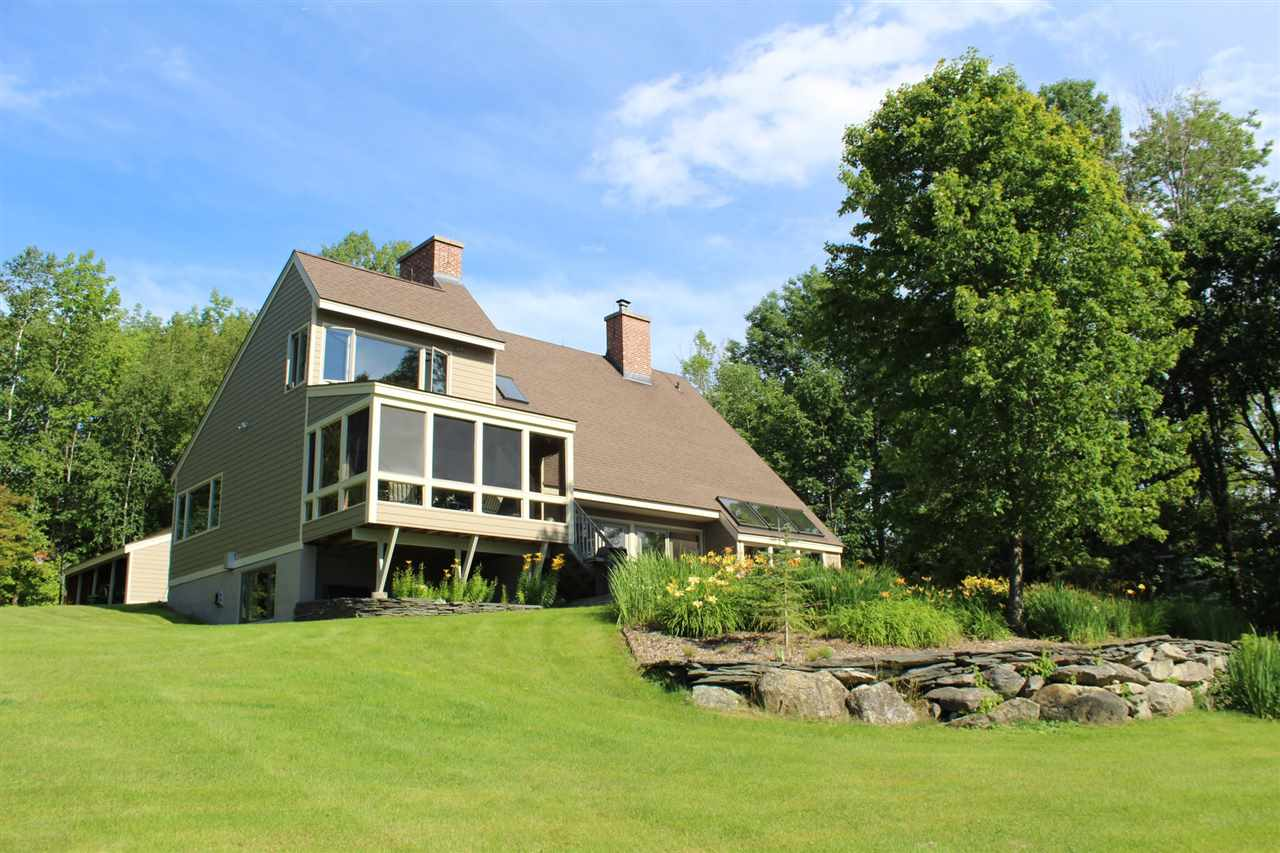 Shrewsbury VT Horse Farm | Property  on Pond