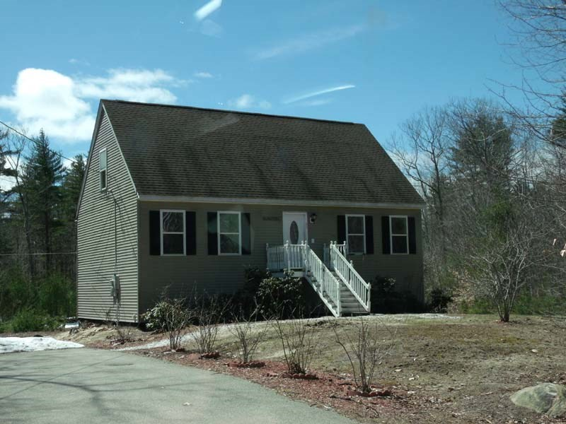 NEW DURHAM NH  Home for sale $199,900