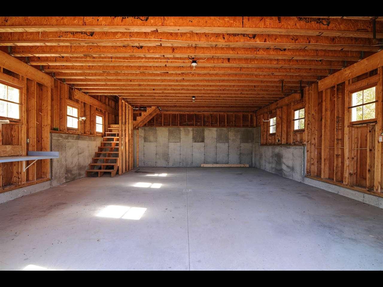 Barn interior 11319826