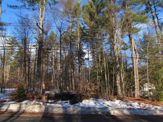 Concord NH Land  for sale $List Price is $53,500
