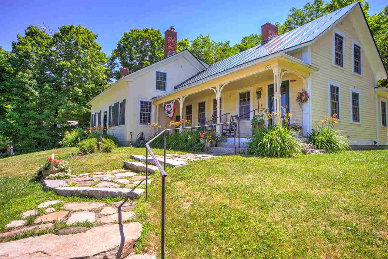 MLS 4672453: 223 Route 132, Strafford VT