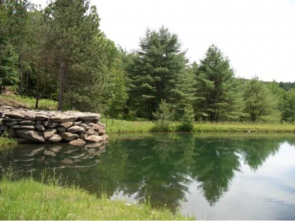 Stonework at pond 11330315