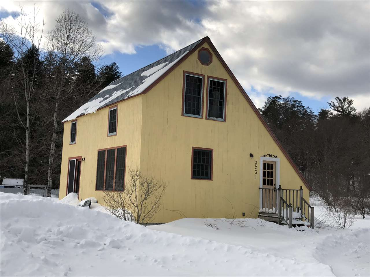 TOWNSHEND VT Lake House for sale $$189,000 | $115 per sq.ft.
