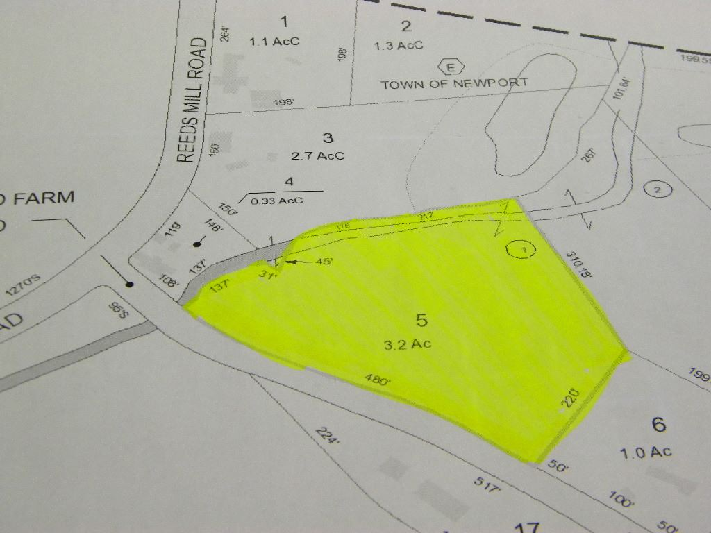 NEWPORT NH LAND  for sale $$29,900 | 3.2 Acres  | Price Per Acre $0
