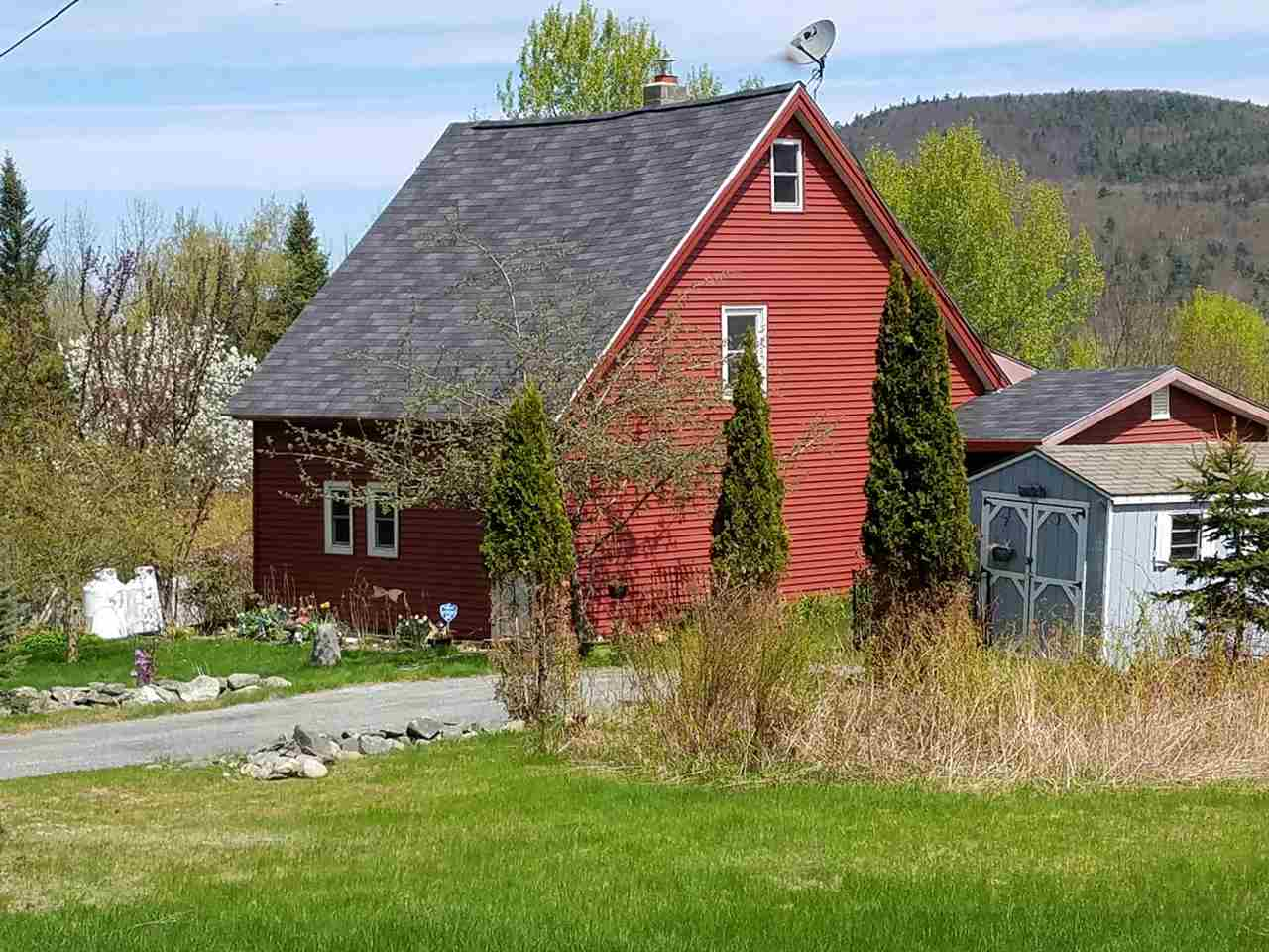 BENTON NH Home for sale $$139,500 | $108 per sq.ft.