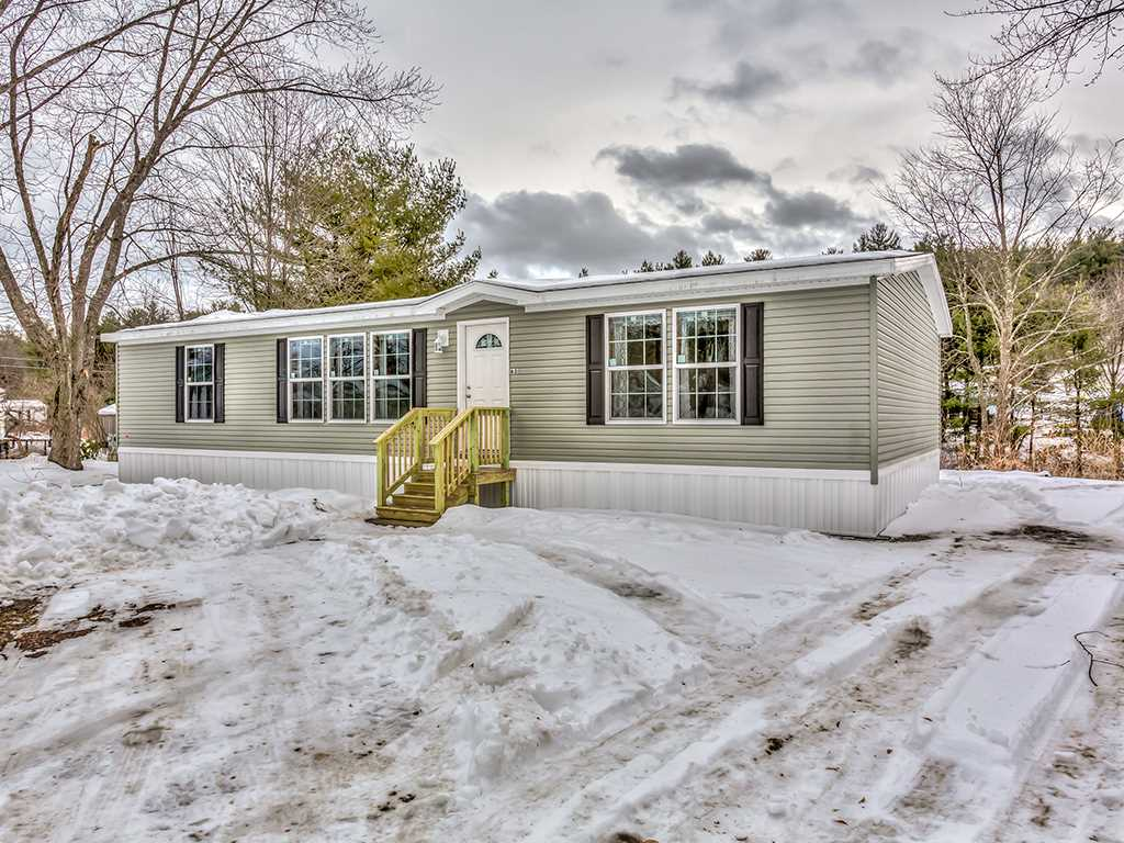 Milford NHMobile-Manufacured Home for sale $List Price is $134,900