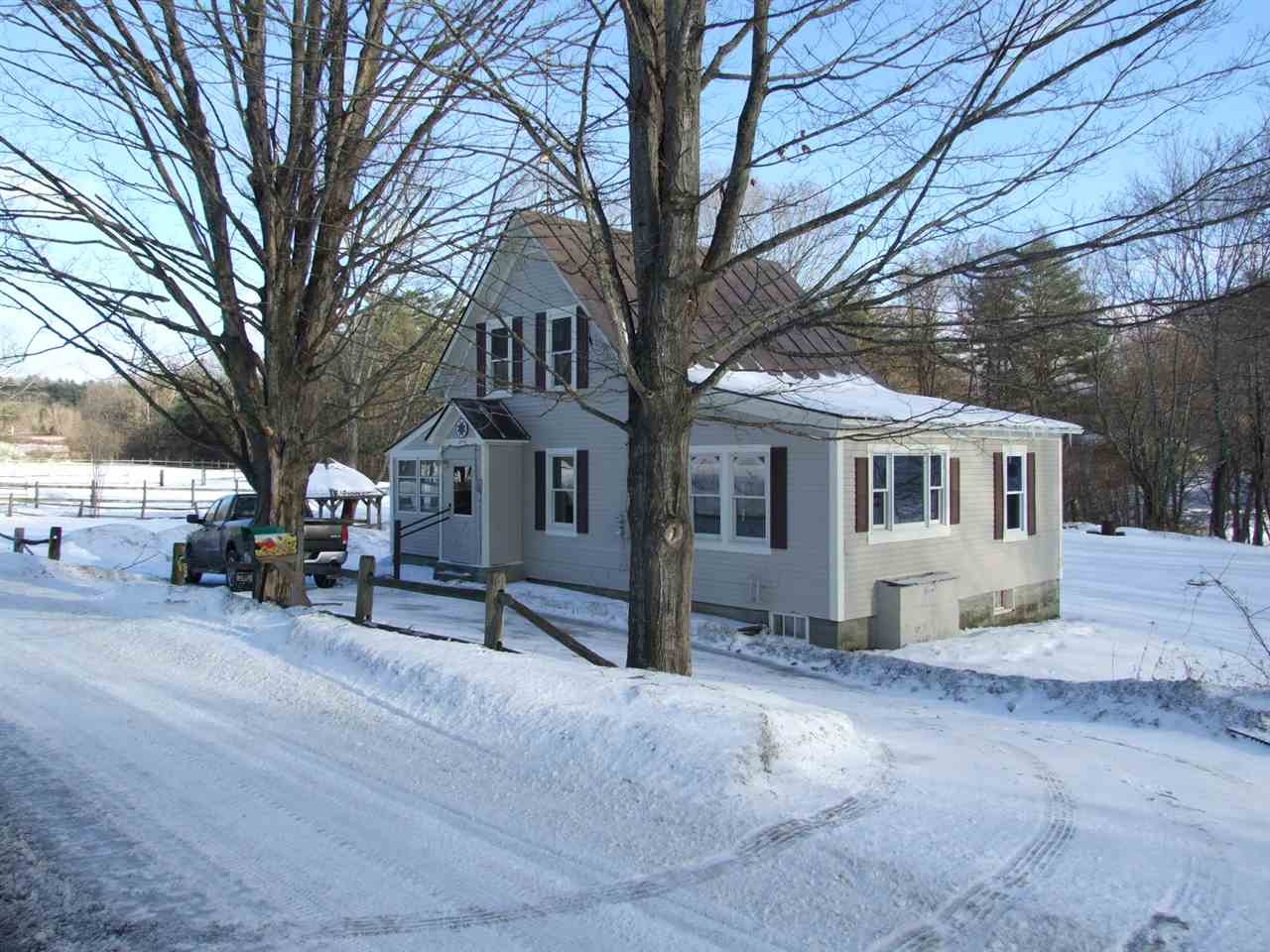 HARTLAND VT Home for sale $$189,000 | $161 per sq.ft.