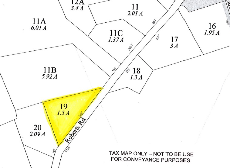 CANAAN NH LAND  for sale $$19,900 | 1.509 Acres  | Price Per Acre $0