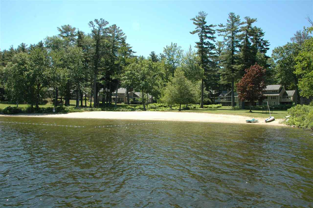 Wolfeboro NH Lake Lake Wentworth waterfront home for sale