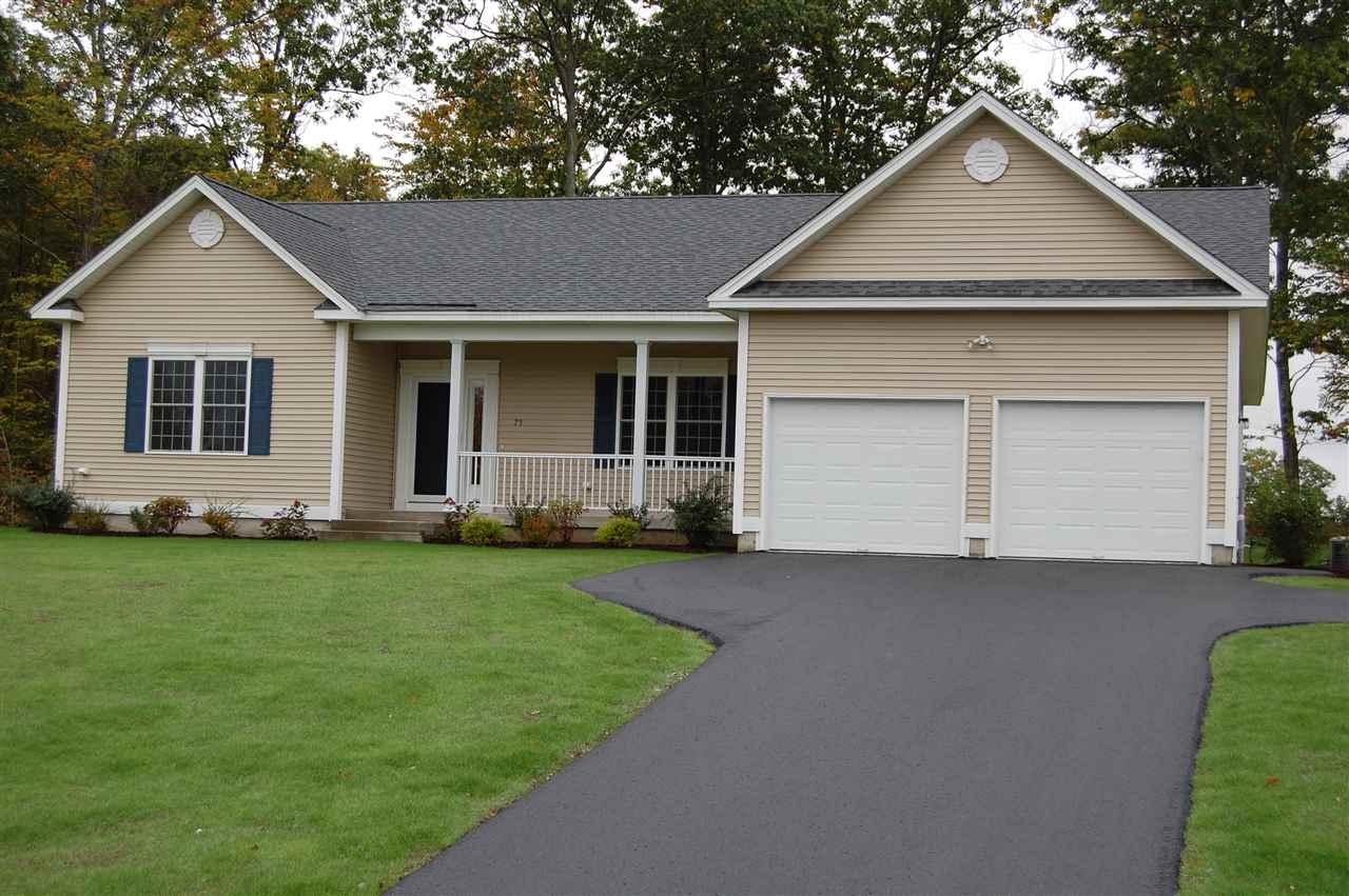 Dunbarton NHHome for sale $List Price is $452,162