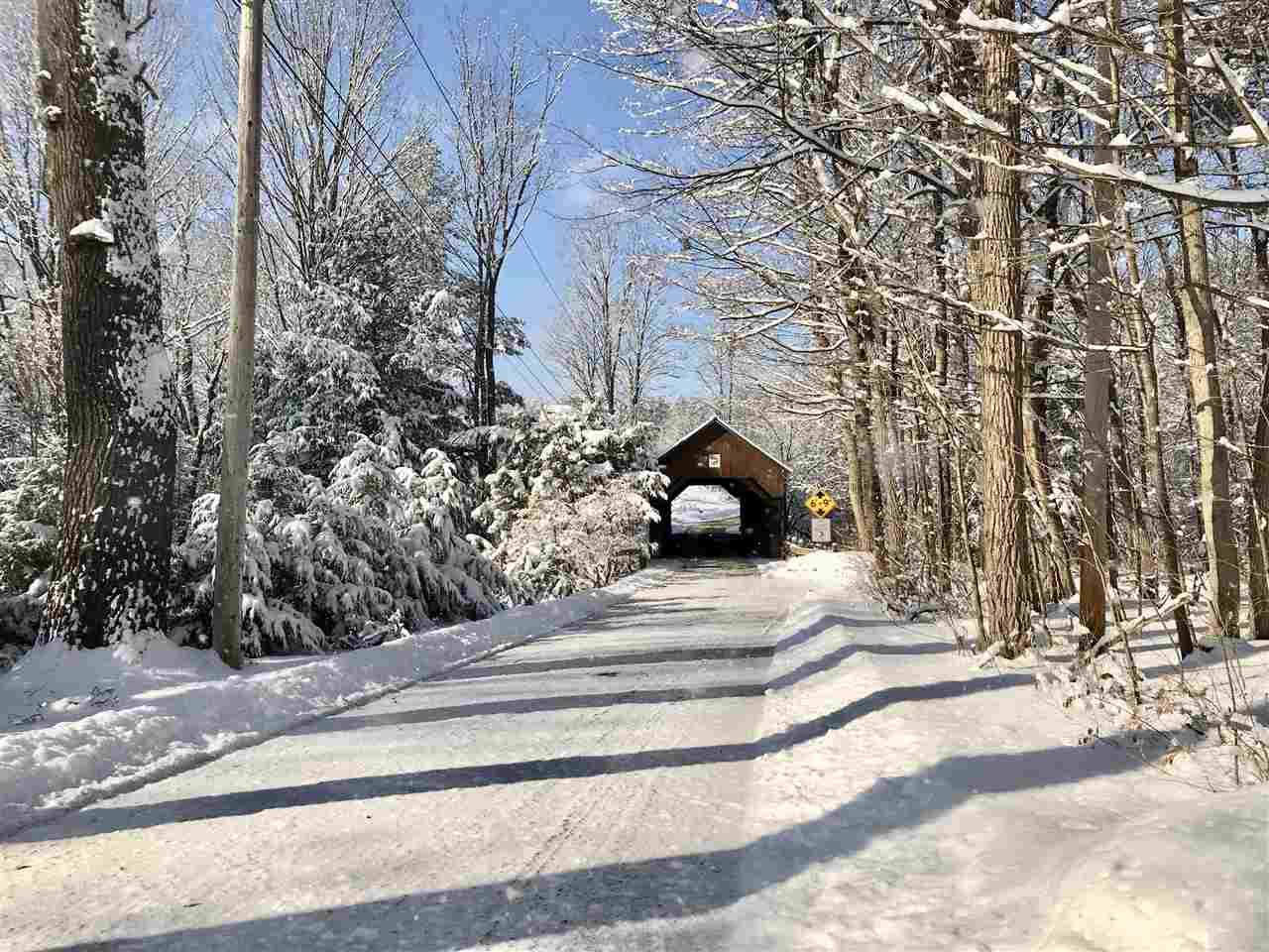 Scenic bridge out your door