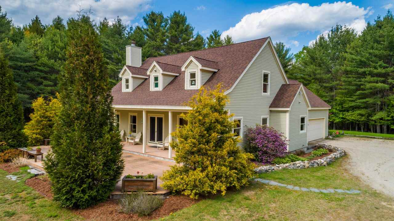 Plymouth NH Horse Farm | Property