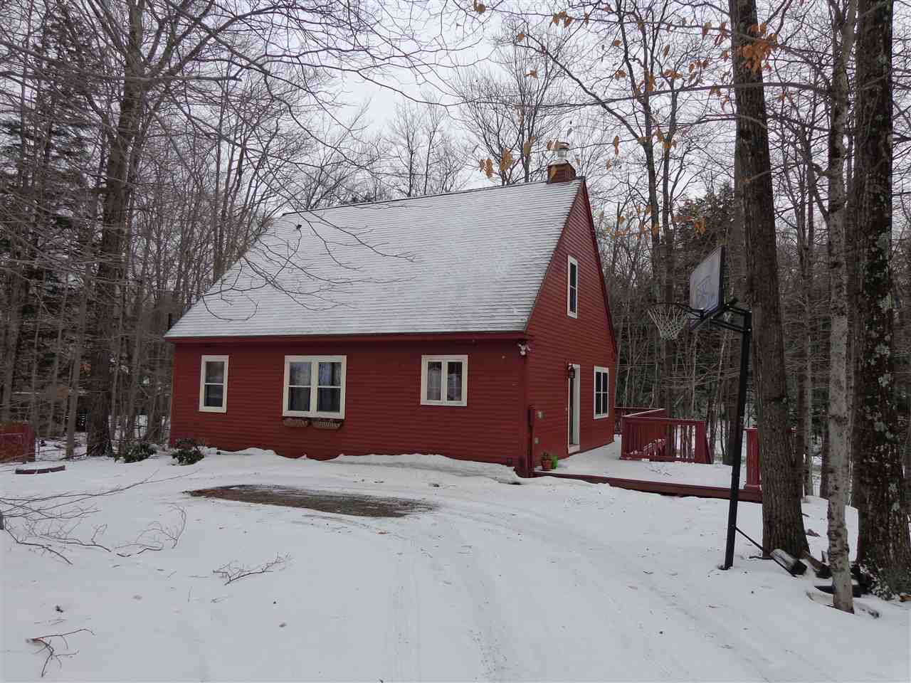 Village of Eastman in Town of Grantham NH  03753Home for sale $List Price is $169,900
